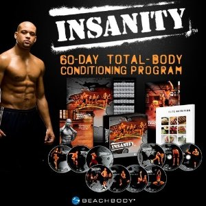 INSANITY Workout Banner