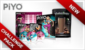 Piyo Beachbody Challenge Packs