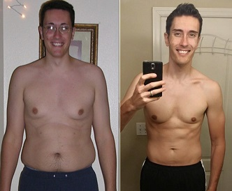 Beachbody Coach Bob Transformation