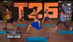Focus T25 Twisting T