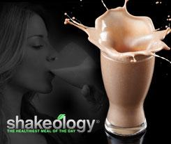 shakeology glass