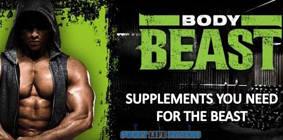 Body Beast Supplements