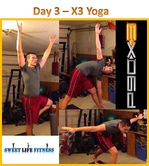 P90X3 Day 3 X3 Yoga