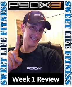 P90X3 Week 1 Review