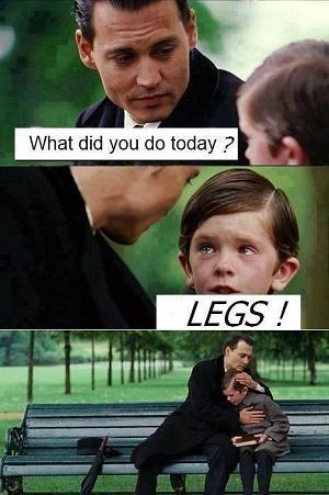 Body Beast Build Legs