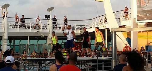 Beachbody Cruise