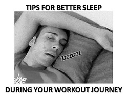 Better Sleep During P90X