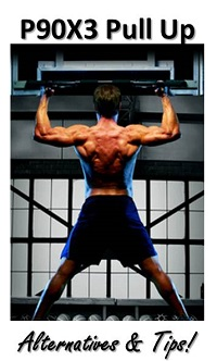 P90X3 Pull Up Alternatives