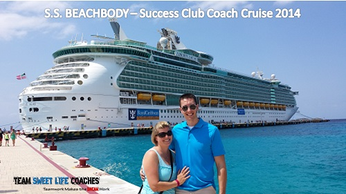 SS Beachbody Success Club Trip 2014