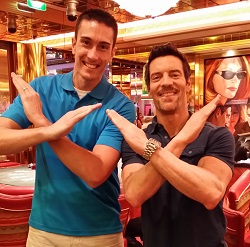Tony Horton Success Club Trip