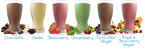What is Shakeology List