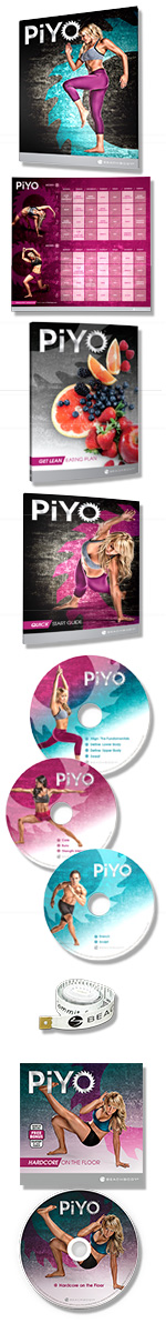 Piyo Workout Review Of The Latest Chalene Johnson Program