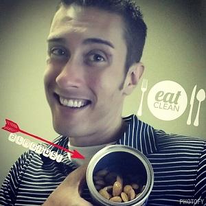 Clean Eating Snacks Almonds