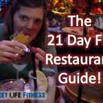 21 Day Fix Restaurant Guide