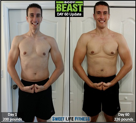 Body Beast 60 Day Results