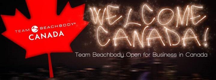 Beachbody Coach Canada