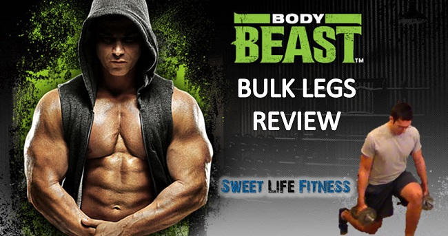 Body Beast Bulk Legs Review