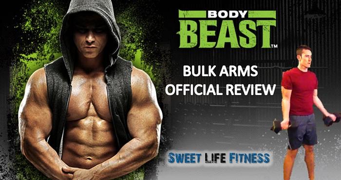 Body Beast Bulk Arms Review