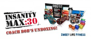 INSANITY Max 30 Preview and Unboxing