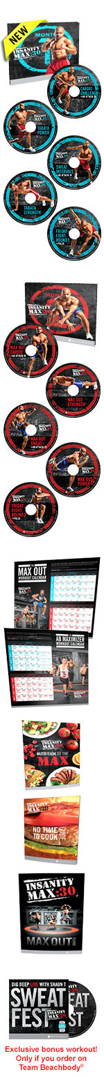 INSANITY Max 30 Base Kit