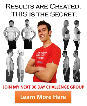 Beachbody Challenge Coach Bob