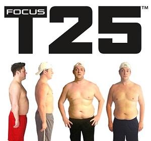 Focus T25 results dwayne