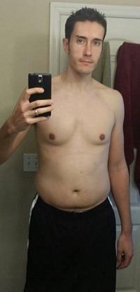 Weight loss process slow