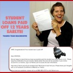 Student Loans are Paid OFF – Becoming a Beachbody Coach