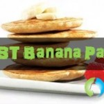 Beast Banana Pancakes Recipe – Great Breakfast!
