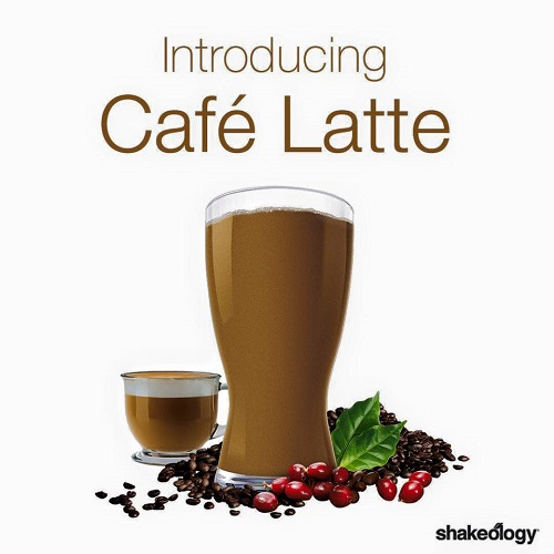 cafe latte shakeology alternative