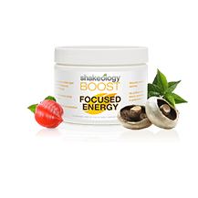 shakeology focused energy
