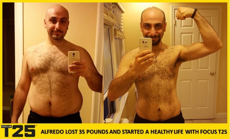 Focus T25 Results Without Diet - See the Truth