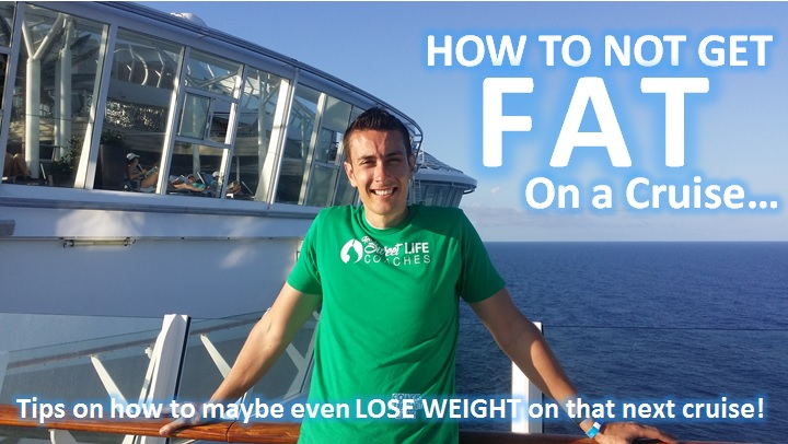 how to lose weight on a cruise ship