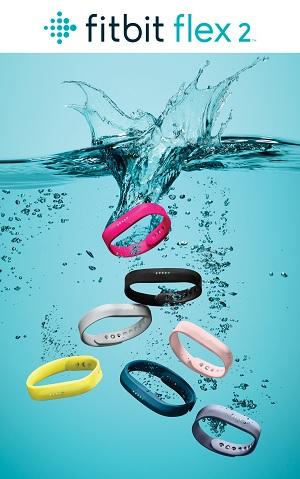 Fitbit waterproof tracker fitbit flex 2 review