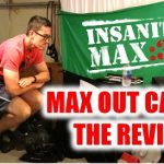 INSANITY MAX 30 MAX OUT CARDIO REVIEW