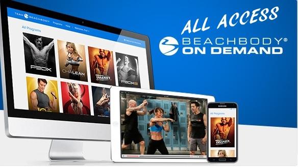 all access beachbody on demand