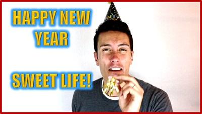 happy new year sweet life