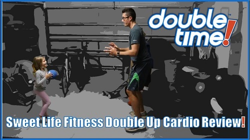 Double time with Tony Horton