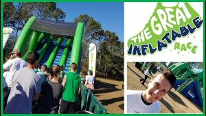 Great Inflatable Race Review