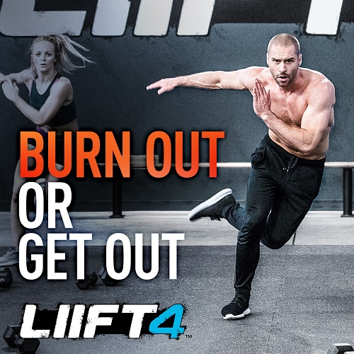 B4 liift4 chest and back circuit review