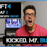 LIIFT4 Back and Biceps Circuit Review – Day 2