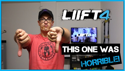 liift4 chest and triceps review