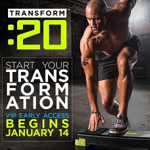 Transform 20 Shaun T