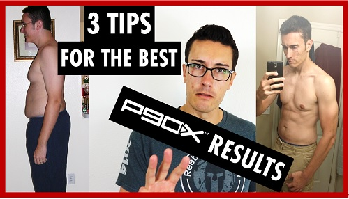 BEST P90X RESULTS