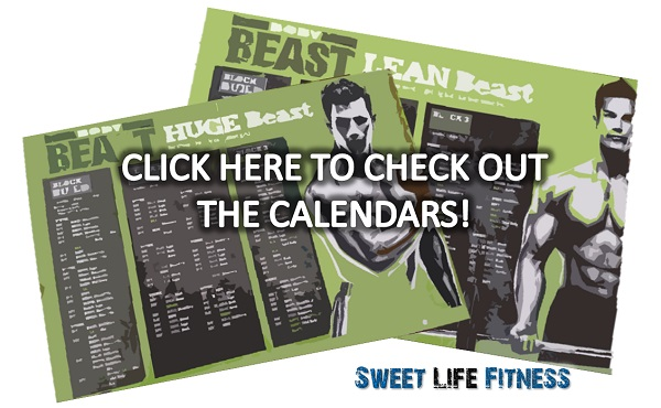 Body Beast Workout Schedule Pdf